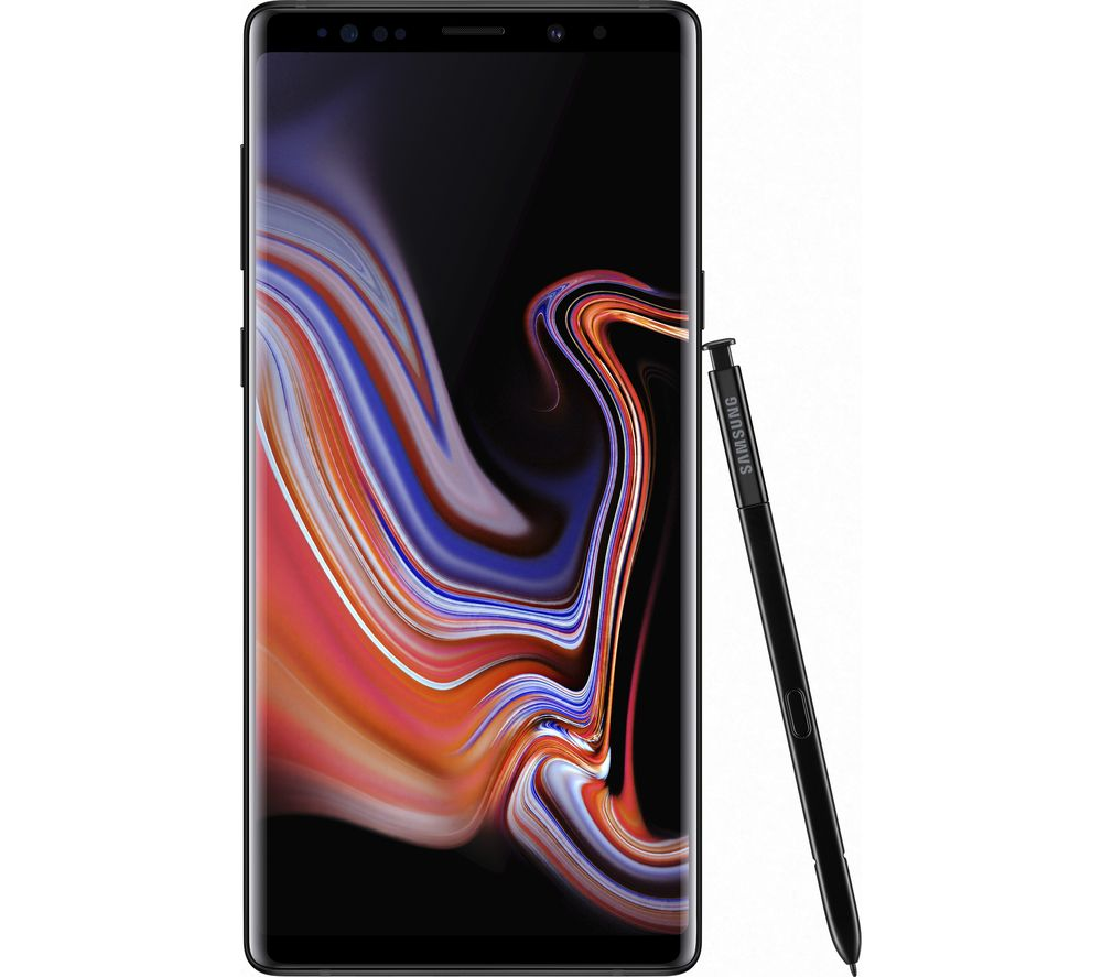 SAMSUNG Galaxy Note 9 - 128 GB, Midnight Black