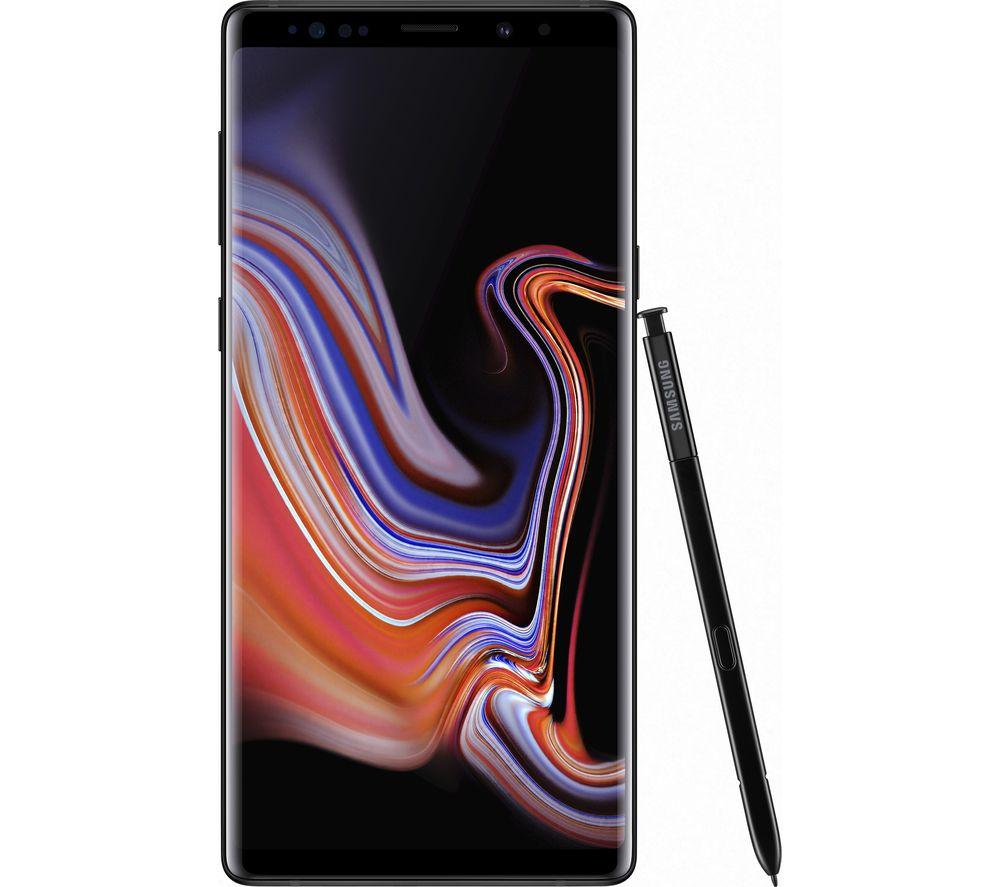 Buy Samsung Galaxy Note 9 128 Gb Midnight Black Free