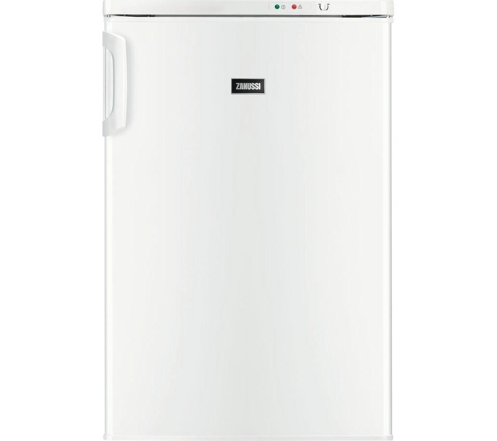 ZANUSSI ZFT11105WV Undercounter Freezer - White
