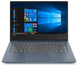 """LENOVO IdeaPad 330S-14IKB 14"""" Intel® Core™ i7 Laptop - 512 GB SSD, Blue"""