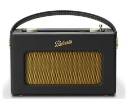 ROBERTS Revival iSTREAM3 Portable DAB+/FM Retro Smart Bluetooth Radio - Black