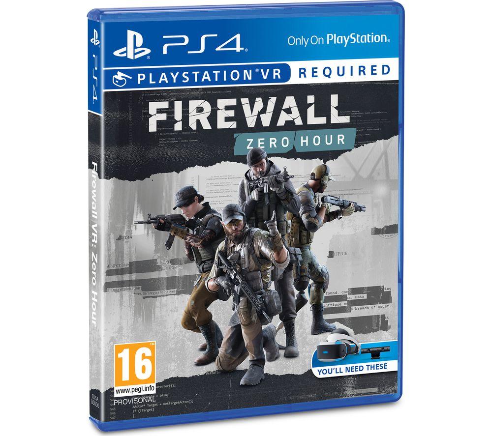 PS4 Firewall Zero Hour VR