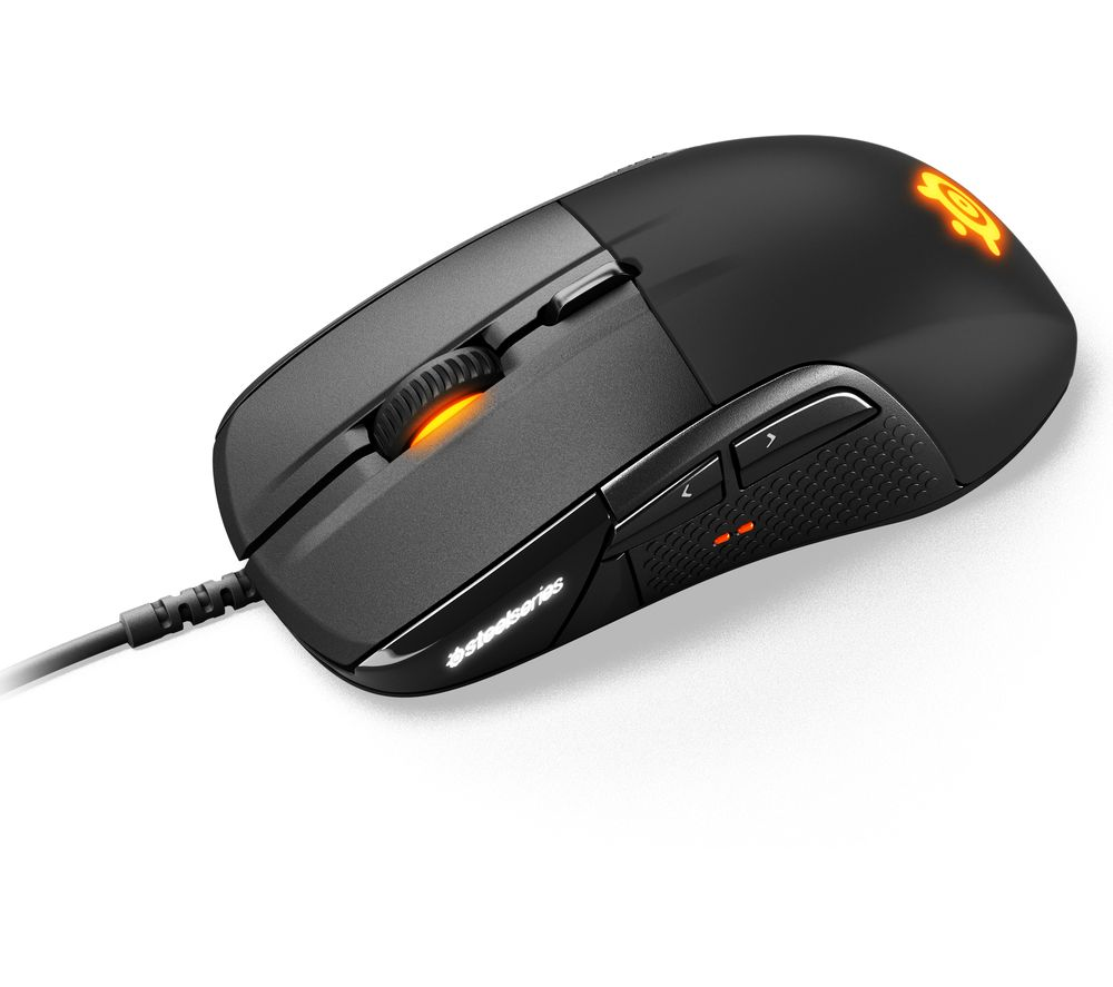 STEELSERIES Rival 710 Optical Gaming Mouse
