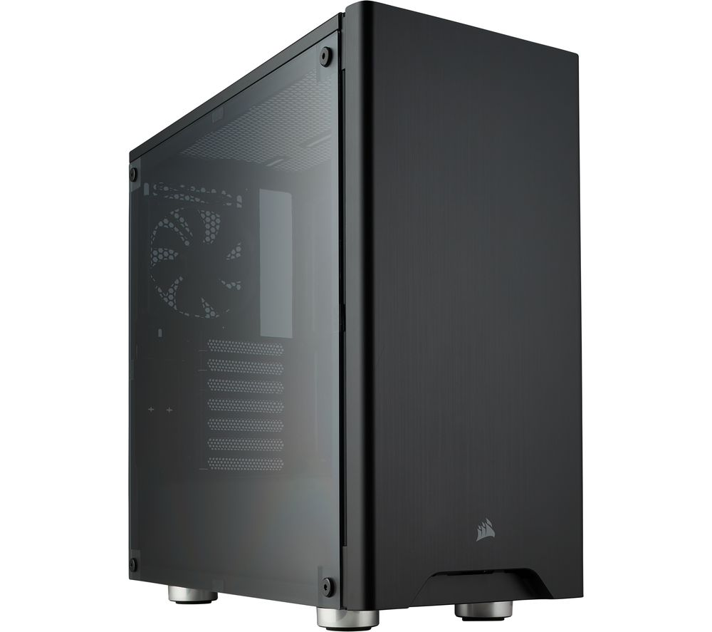 Image of CORSAIR Carbide Series 275R Mid-Tower ATX PC Case - Acrylic Black, Black