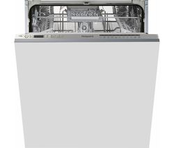HOTPOINT HIO 3C22 WS C UK Full-size Fully Integrated Dishwasher