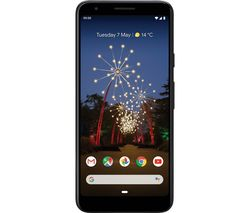 Pixel 3a - 64 GB, Just Black