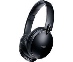 HA-S90BN-Z-E Wireless Bluetooth Noise-Cancelling Headphones - Black