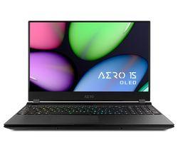 "GIGABYTE AERO 15 OLED SA 15.6"" Gaming Laptop - Intel® Core™ i7, GTX 1660 Ti, 1 TB SSD"