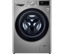LG Vivace FWV796STS WiFi-enabled 9 kg Washer Dryer - Graphite