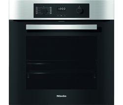 MIELE H2267-1BP Electric Oven - Steel