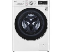 LG Vivace FWV585WS WiFi-enabled 8 kg Washer Dryer - White