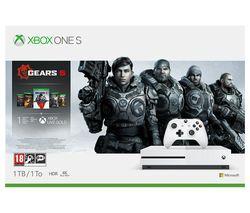 MICROSOFT Xbox One S with Gears 5 Bundle - 1 TB