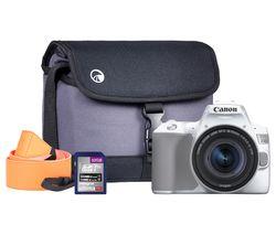EOS 250D DSLR Camera with EF-S 18-55 mm f/4.0 - f/5.6 IS STM Lens