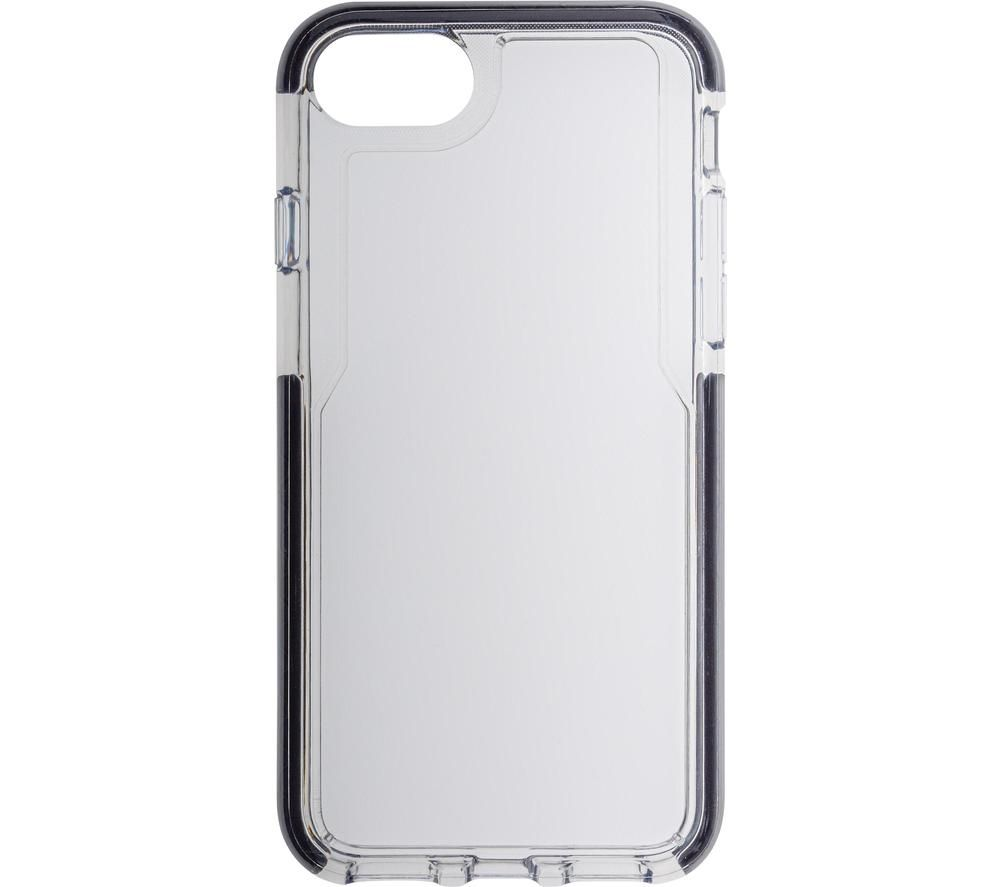 Image of iPhone 6, 7 & 8 Case - Clear & Black, Black