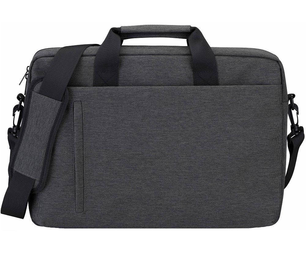 """Image of GOJI G15LBGY20 15.6"""" Laptop Bag - Grey, Grey"""