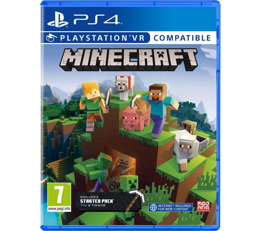 PLAYSTATION Minecraft Bedrock