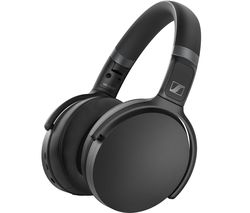 HD 450BT Wireless Bluetooth Noise-Cancelling Headphones - Black