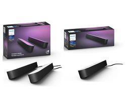 Hue Play Light Bar Twin Pack & Extension Kit Bundle