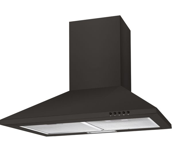 Image of CANDY CCE60NN Chimney Cooker Hood - Black