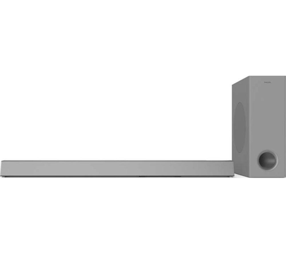 PHILIPS HTL3325 3.1 Wireless Sound Bar - Silver