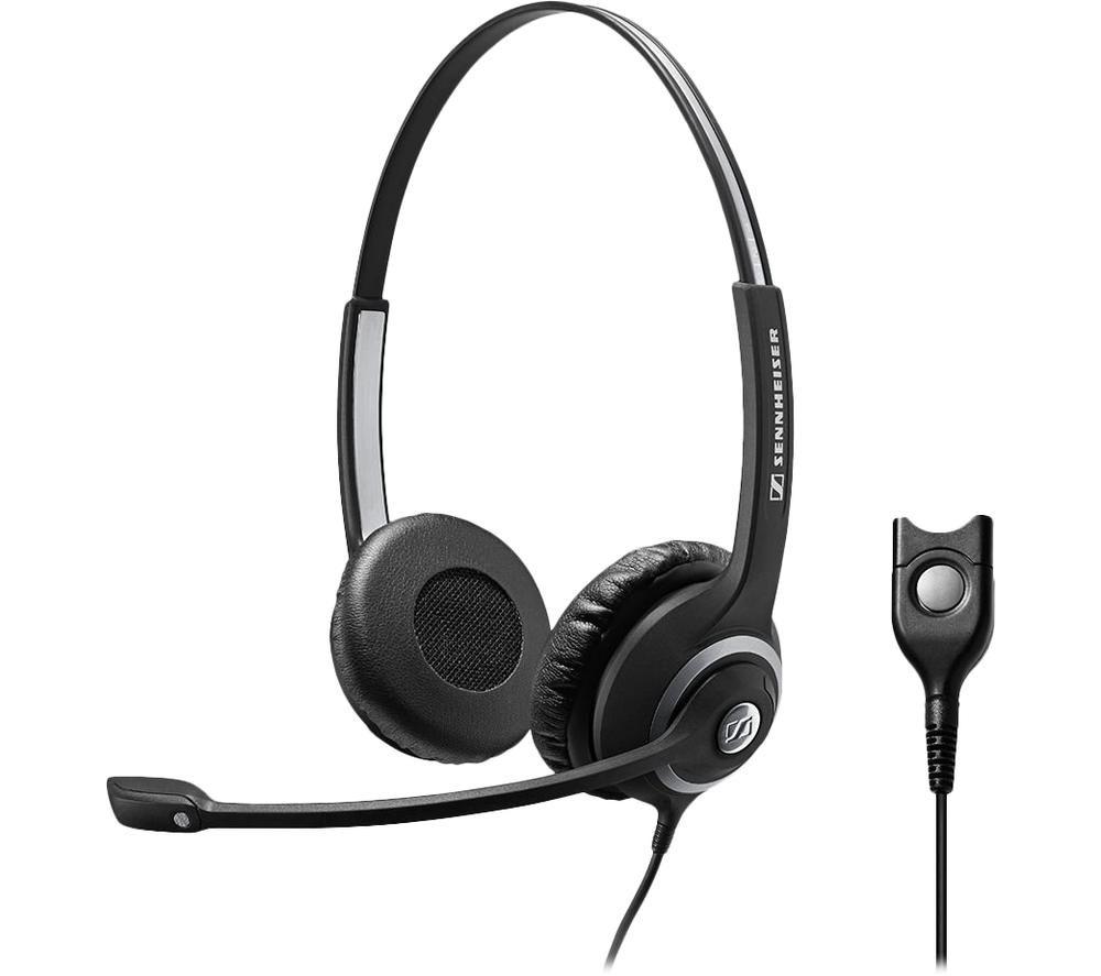 Image of SENNHEISER Impact SC 260 Headset - Black, Black