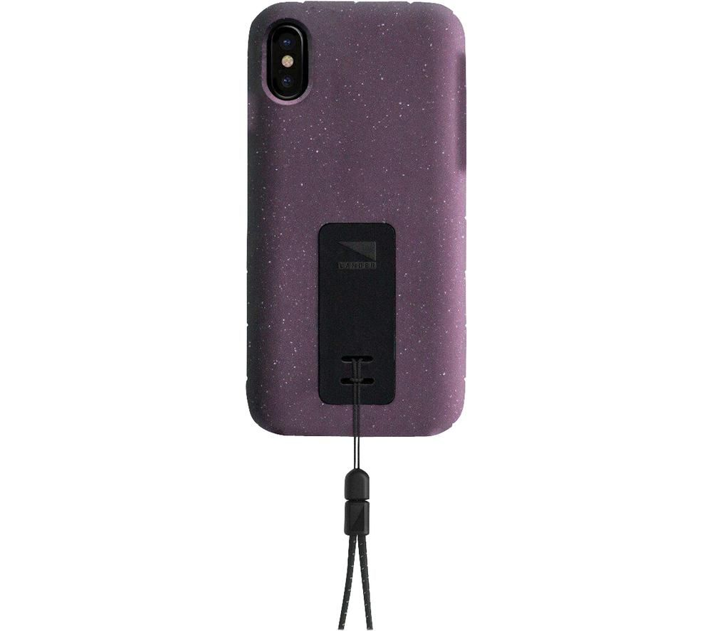 LANDER MOAB iPhone X & XS Case - Purple
