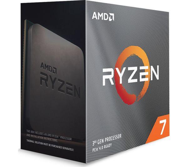 Image of AMD Ryzen 7 3800XT Processor