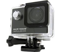 Impulse 4K Ultra HD Action Camera - Black