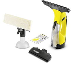 WV 5 Plus Window Vacuum Cleaner - Yellow & Black