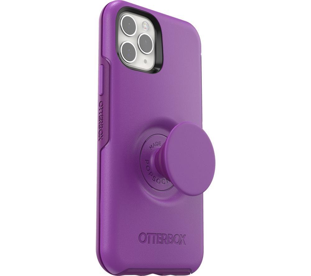 OTTERBOX Otter Pop Symmetry Apple iPhone 11 Pro Case - Purple, Purple