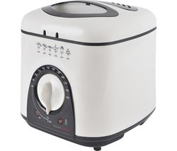 LLOYTRON KitchenPerfected E6010WI Deep Fryer - White
