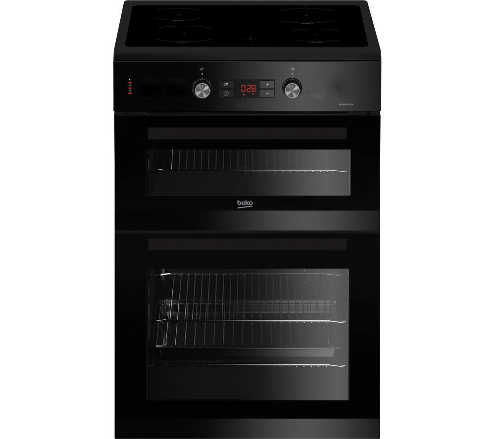 BEKO BDI6C55K 60 cm Electric Induction Cooker - Black
