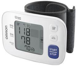 RS4 HEM-6181-E Wrist Blood Pressure Monitor