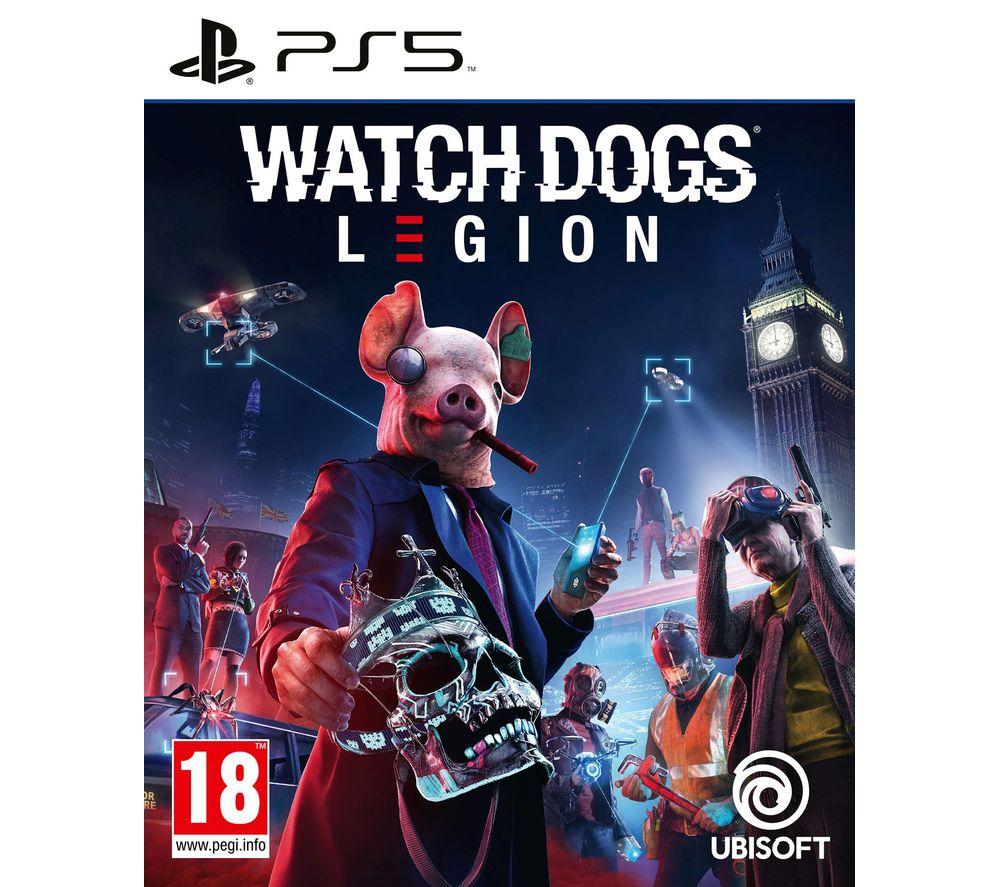 PLAYSTATION Watch Dogs: Legion - PS5