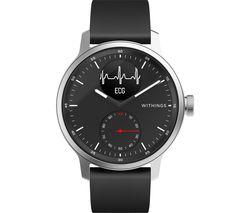 ScanWatch Hybrid Smartwatch - Black, 42 mm