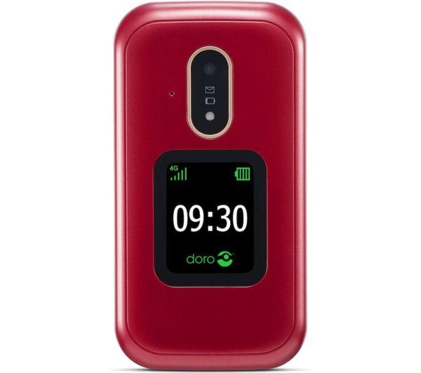 Doro 7080 - 4 GB, Red 1