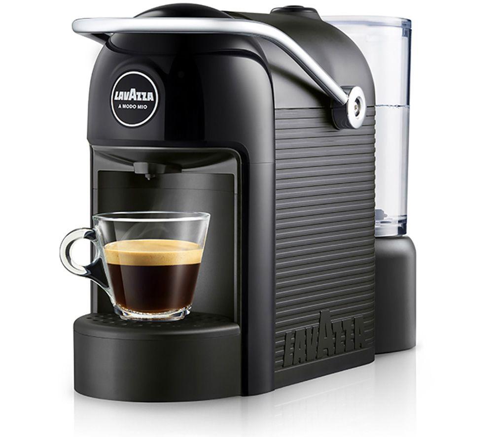 LAVAZZA A Modo Mio Jolie Coffee Machine - Black, Black