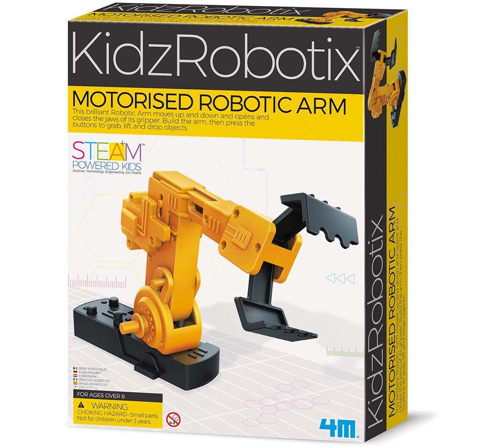 KIDZROBOTIX Robotic Arm