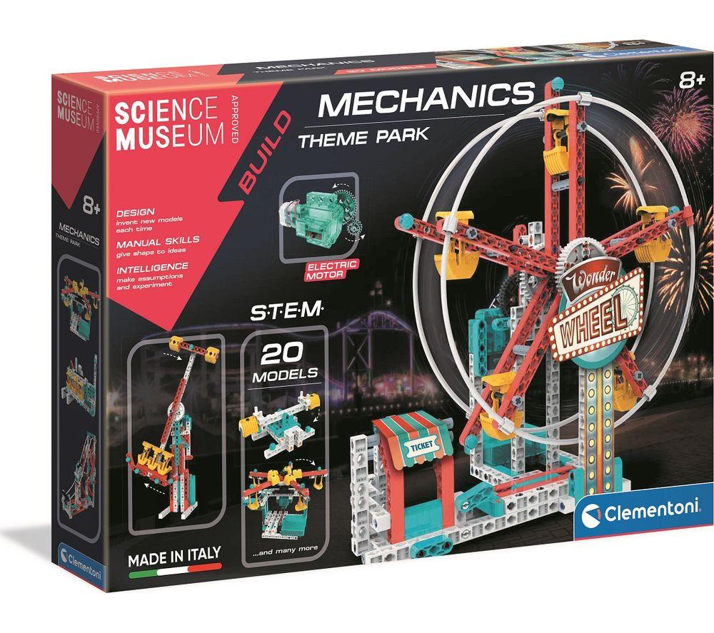 SCIENCE MUSEUM Mechanics Theme Park Kit