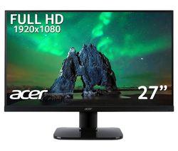"KA270HAbid Full HD 27"" LED Monitor - Black"