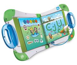 LeapStart Interactive Book - Green