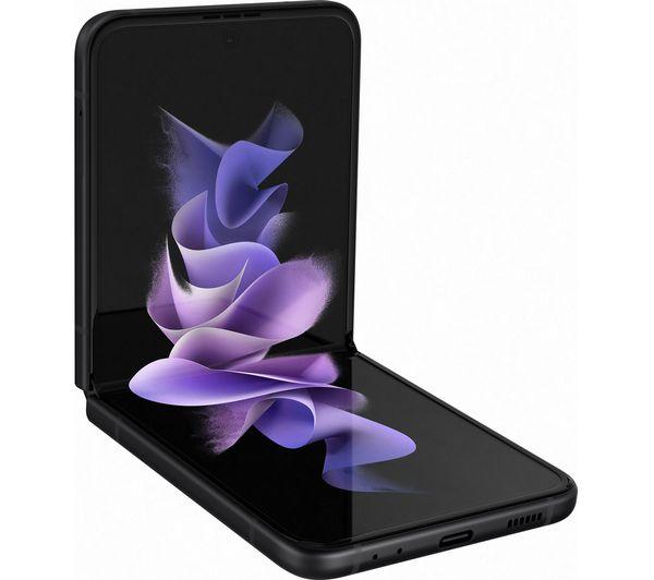 Samsung Galaxy Z Flip3 5G - 128 GB, Phantom Black 1