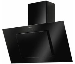 RANGEMASTER Opal 90 Chimney Cooker Hood - Black