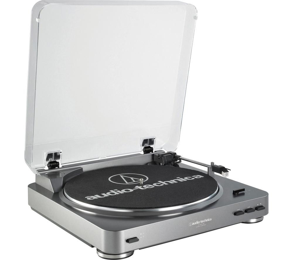 AUDIO TECHNICA AT-LP60USB Stereo Turntable