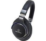 AUDIO TECHNICA ATH-MSR7BK Headphones - Black