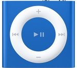 APPLE iPod shuffle - 2 GB, 4th generation, Blue