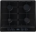 BELLING GHU60GC Gas Hob - Black