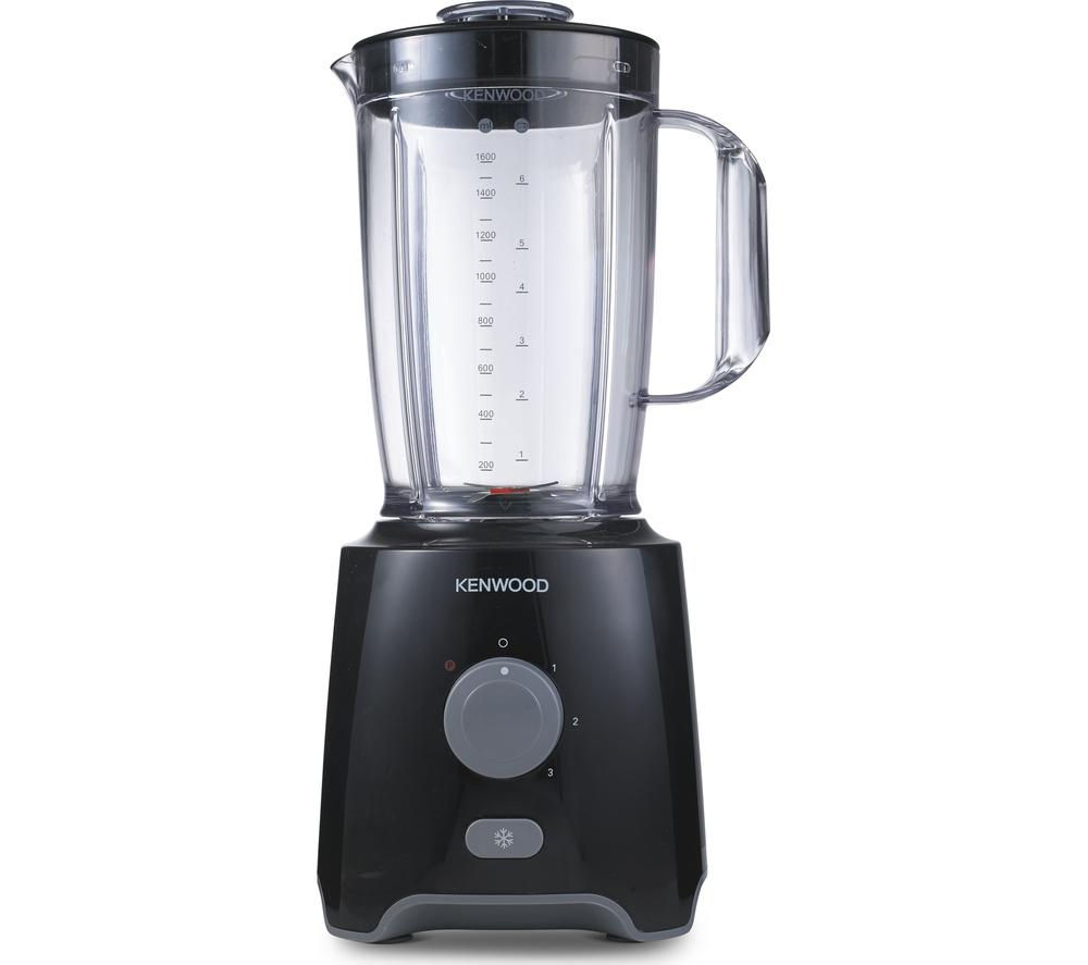 KENWOOD BLP400BK Blender - Black, Black