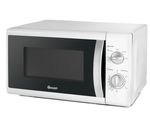 SWAN SM40010N Solo Microwave - White