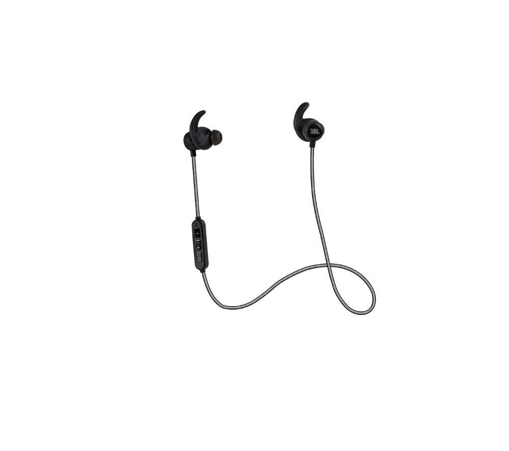 JBL Reflect Mini Headphones - Black